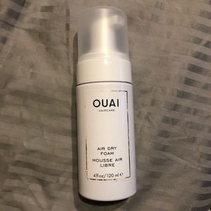 Ouai by Jen Atkin air dry foam